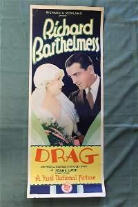 """Drag"" Richard Barthelmess (USA, 1929) Insert Movie"