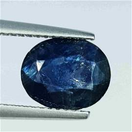2.78 ct Natural Faceted Sapphire