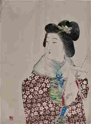 Mishima Shoso: Beauty in Moonlight