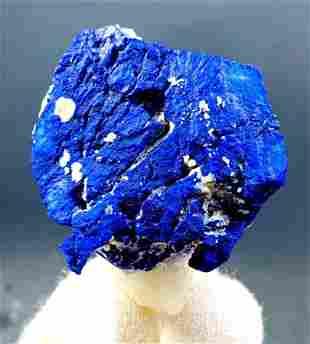 Very Beautiful Lapis Lazuli Mineral Specimen - 66 g ,