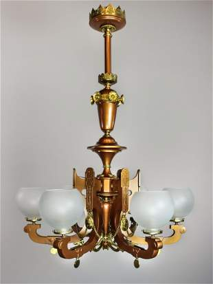 MITCHELL, VANCE and CO Renaissance Revival Style,