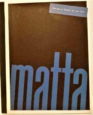 Roberta Matta- Signed
