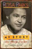 Rosa Parks: My Story - Signed & Dated