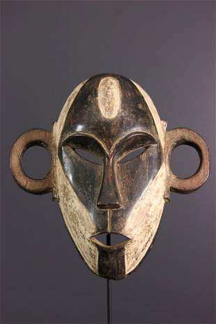 Boa Pongdudu Du Kpongadomba mask - DRC Congo - African