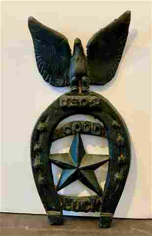 1904 GOOD LUCK Eagle