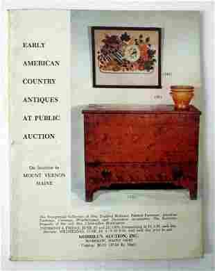 Iconic Chris Huntington Auction Catalog
