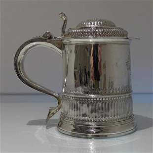 Early 18th Century Antique Queen Anne Britannia Silver