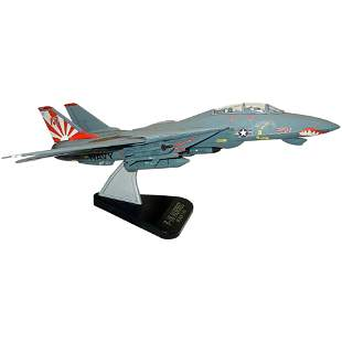 Vintage 1:48 Scale Sundowner F-18 Tomcat Model