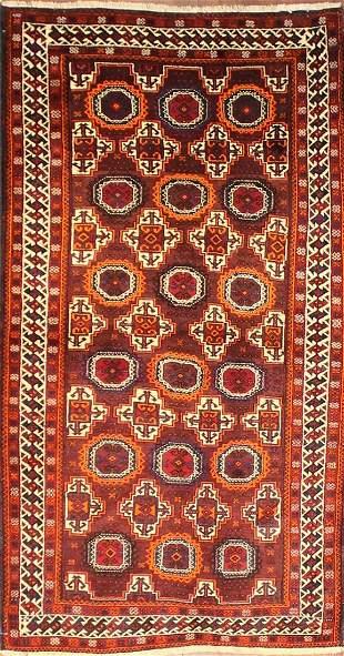 Authentic Persian Baluchi 6.7x3.8
