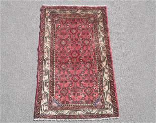 Authentic Persian Hamedan 2.4x4.1