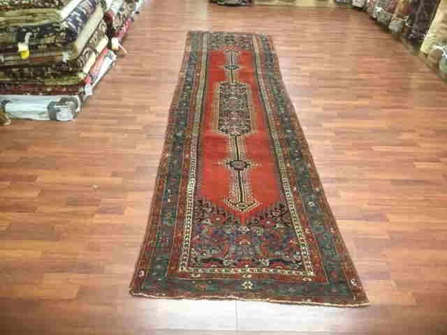 Antique Persian Farahan / Malayer Corriedor Rug-4091