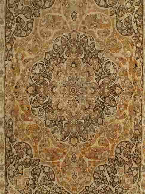 Tabriz Hajjalili 12.6x17.8