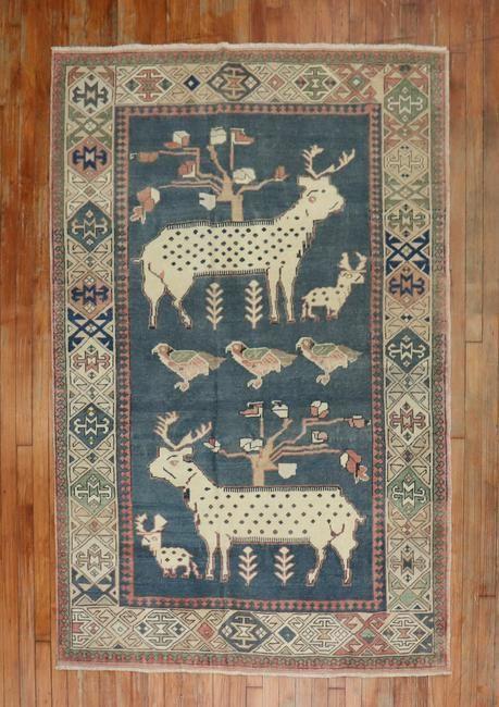 Anatolian Goat Rug