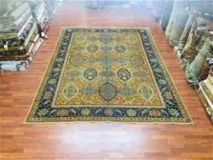 Antique decorative European /Spain rug-695