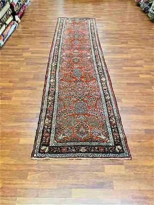 Antique Persian Hamadan Runner-4748