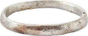 RARE VIKING BEARD RING, 10th-11th CENT AD