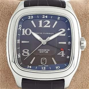 David Yurman - Thoroughbred Chronometer GMT - Men -