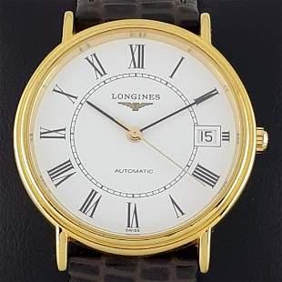 Longines - Presence - Ref: L4.721.2 - Men -