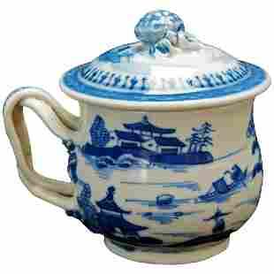Chinese Export Nanking Syllabub 18th/19th C
