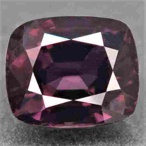 Natural Pink Purple Spinel 3,40 ct