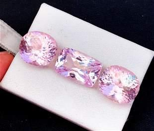 Natural Pink Kunzite Gemstone Lott, Top Quality,