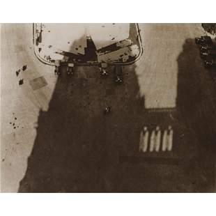 R. AUVILLAIN - L'Ombre de la Cathédrale Notre-Dame