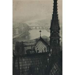 MARIO BUCOVICH - Notre-Dame, Seine