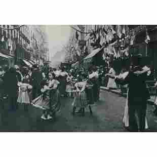 LOUIS CHERONNET - Farbourg Saint-Antoine, 1912