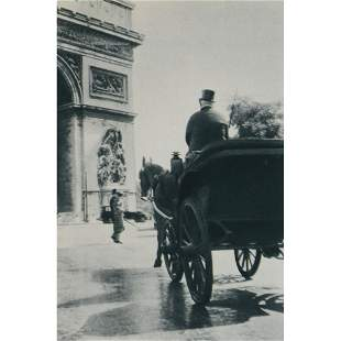 RENE-JACQUES - A Chariot in Paris