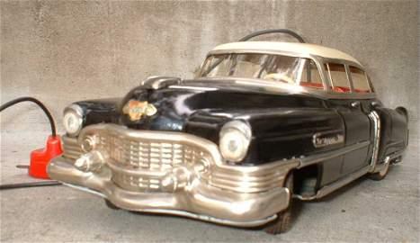 Gama Cadillac,electric car Made in Western Germany,