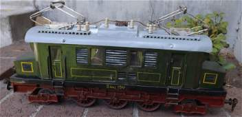 1C1 electric locomotive,gauge 1 , Made in Germany in