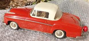 Schuco Rolfix 1080 (Made in Germany 1960), windup