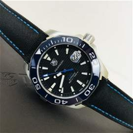 TAG Heuer Aquaracer 300 Calibre 5 Automatic 41 mm Watch