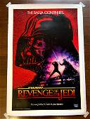 Revenge Of The Jedi - Star Wars (1981) US One Sheet