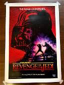 Revenge Of The Jedi - Star Wars (1981) US One Sheet