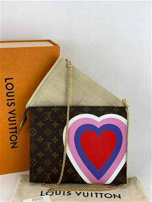 Louis Vuitton Game On Toiletry Pouch 26 Monogram added