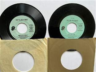 THE ROLLING STONES SHES SO COLD DJ PROMO SET