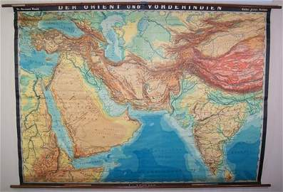 Der Orient und vorderindien (Middle East & India)