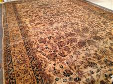 Antique Sarouk Carpet 12'11'' X 23'0'', Item # 90094