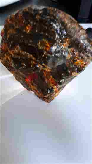 Natural Mexican Amber Stone