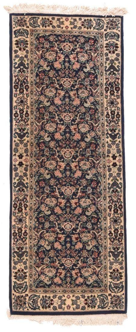 "Indo Persian Rug, 2'4"" x 6'"