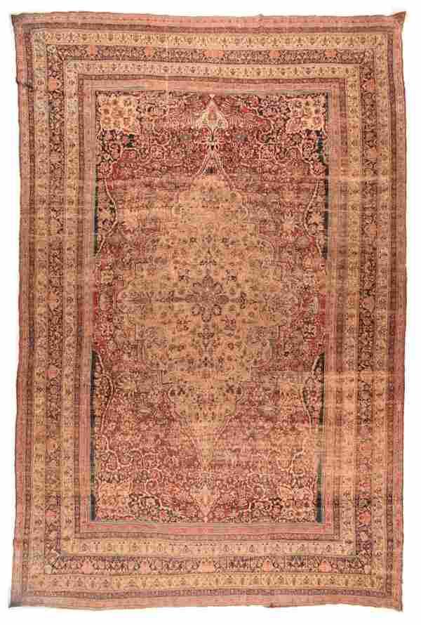 """Lavar Kerman, 12'2"""" x 1911"""""""