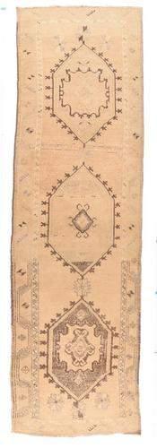"""Turkish Long Rug, 4' x 13'3"""""""