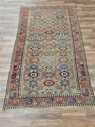 Persian Bidjar, 4' x 7'