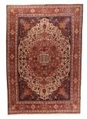 """Isfahan Rug, 11'10"""" x 17'1"""""""