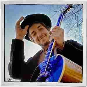 Bob Dylan: Woodstock NY 1969