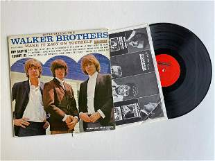 The Walker Brothers – Introducing The Walker Brothers