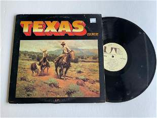 WILLIE NELSON AND OTHERS - TEXAS COUNTRY