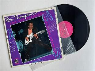 Ron Thompson And The Resistors – Resister Twister