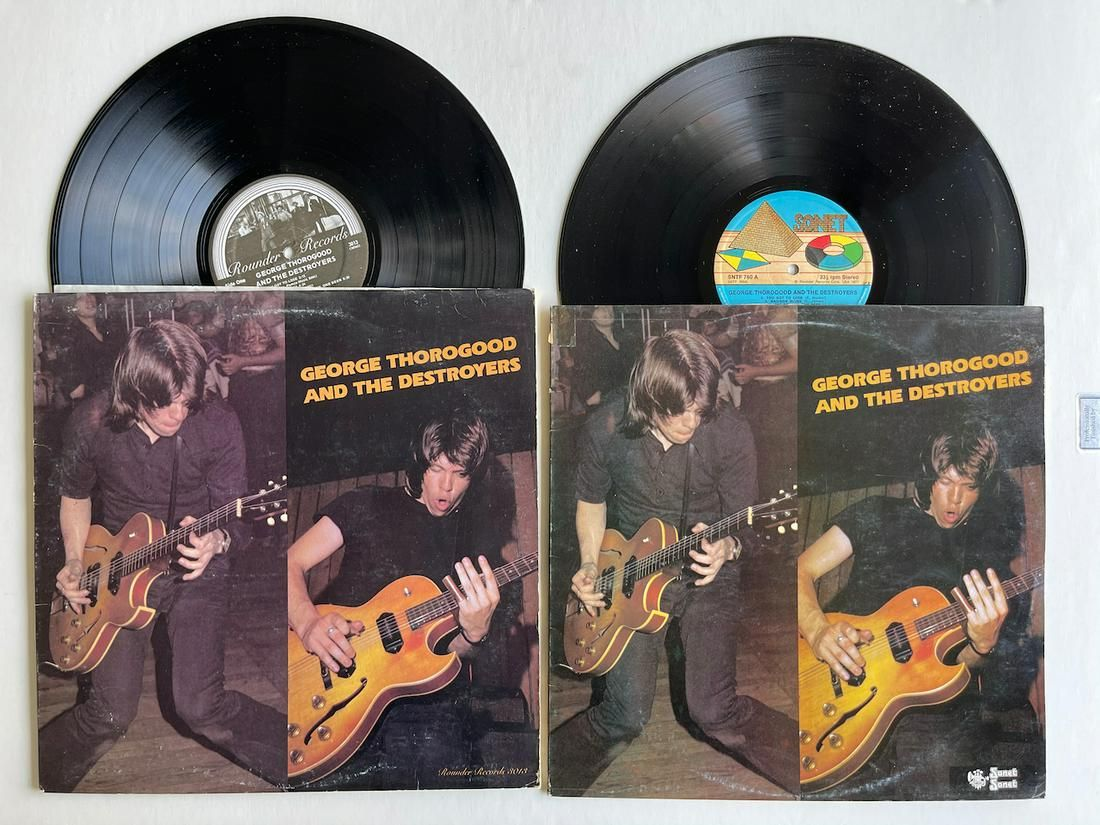 TWO GEORGE THOROGOOD AND THE DESTROYERS